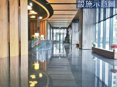 有巢氏桃園市買屋-川睦叡極水岸第一排。豪宅指標建案照片14