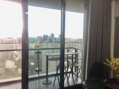 有巢氏桃園市買屋-禾林Rich One1+1房車位裝潢超美無敵景觀照片12