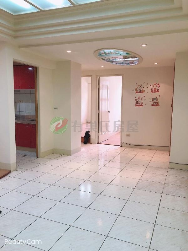 有巢氏新北市買屋-A31-學府電梯三房~邊間~明亮大客廳~房間有窗照片5